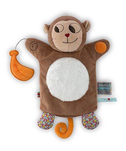 Kaloo Nopnop Banana Monkey Doudou Puppet Plush Toy (Doudou Toy Soft)