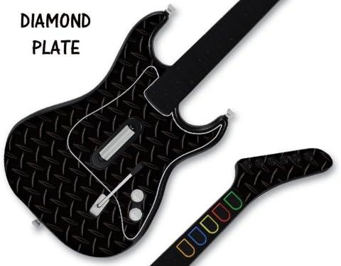 Guitar Hero 3 - Skin para Guitarra Kramer de PS2, color negro ...