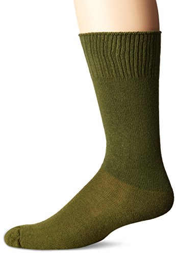 5ive Star Gear Cushion Sole Socks, Olive Drab, Medium