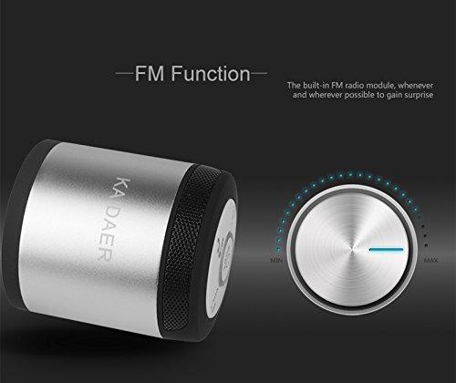 Best Kaidaer Speaker Bluetooth August 2019 ★ Top Value