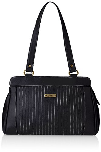 Fostelo Women's Handbag Black (FSB-388)
