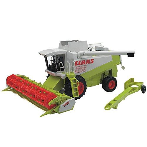- Claas Lexion 480 Combine Harvester