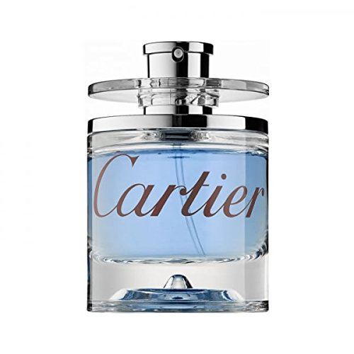 Cartier Eau de Cartier Vetiver Bleu Eau de Toilette Spray 50ml