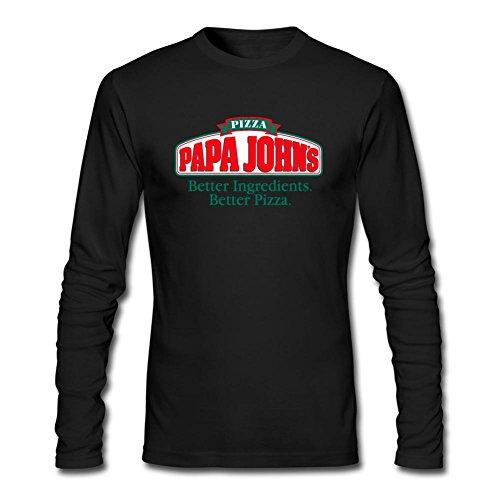 zhengxing-mens-papa-johns-logo-long-sleeve-t-shirt-m-colorname