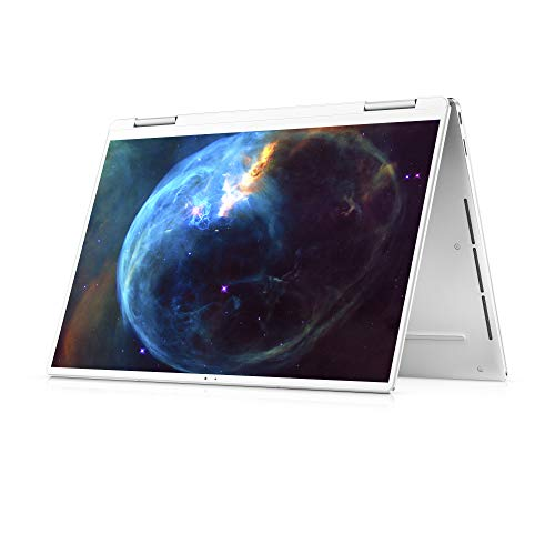 Dell XPS 13 7390 2-in-1 13.4 Inch FHD WLED, Thin and Light, Infinity Edge Touchscreen 2019 Laptop (Platinum Silver…