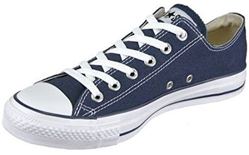 Omgekeerde Unisex Chuck Taylor All Star Lage Top Blauwe Sneakers - 12 B (m) Ons