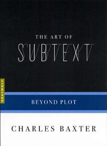 Read Online The Art of Subtext: Beyond Plot pdf