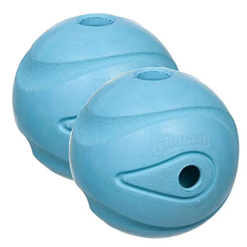 Chuckit! The Whistler Balls, Large, 3-Inch, 2-Pack