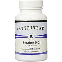 Nutrivene - Betaine HCl with Pepsin
