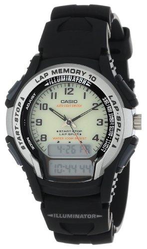 Casio Men's WS300-7BV Ana-Digi Illuminator Sport Watch