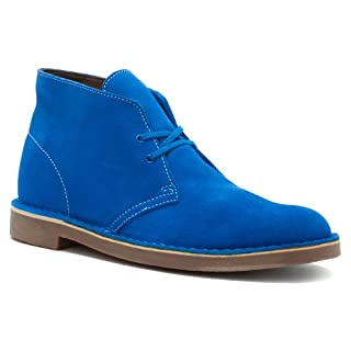 Clarks Men's Bushacre 2 Blue Suede 7 M US (B00IGG78V4) | Amazon price tracker / tracking, Amazon price history charts, Amazon price watches, Amazon price drop alerts