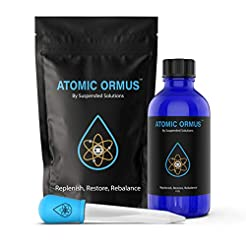 Suspended Solutions - Atomic ORMUS - 4oz...