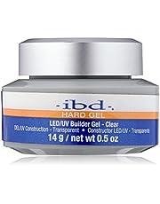 IBD Led Uv Gels Natural Ii 0.5 Ounce Clear
