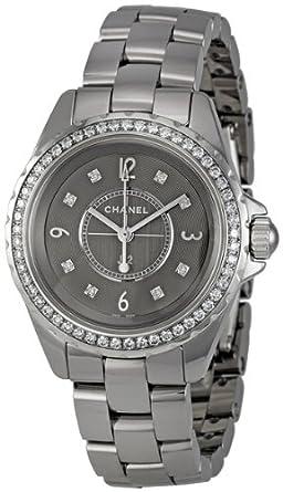 chanel j12 watch. chanel j12 chromatic diamond quartz watch h2565