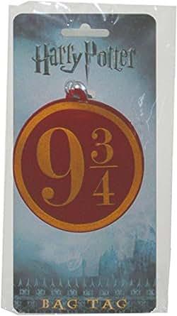 Harry Potter Platform 9 3/4 Hogwarts Express Luggage Tag