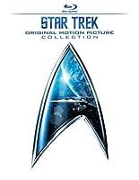 Star Trek: Original Motion Picture Collection (Star Trek I, II, III, IV, V, VI + The Captain's Summit Bonus Disc) [Blu-ray] from Paramount