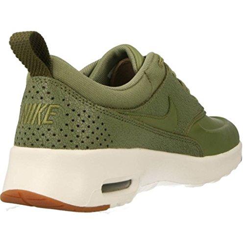 ... Nike Womens Air Max Thea Prm Hvit ...
