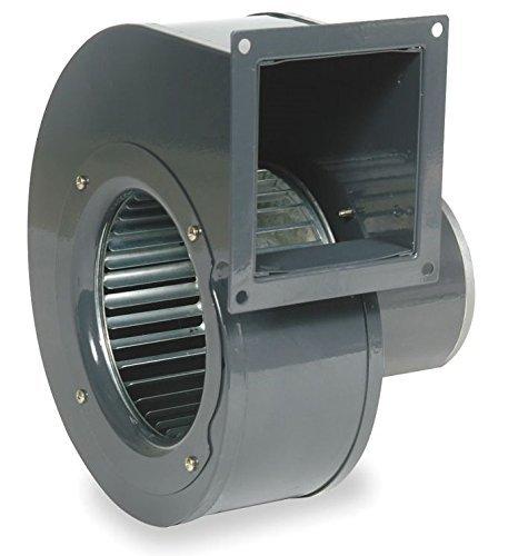 Dayton 1TDT2 Blower, 549 CFM, 115V, 2.05 Amp, 1640 (Amp 115 Volt Speed Controller)
