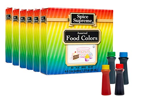 Food Assorted Colors - 1