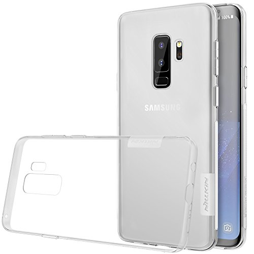 Samsung S9 Plus Case, Nillkin Nature Series Clear Soft TPU Case Back Cover [Ultra Thin] [Slim Fit] for Samsung Galaxy S9 Plus – Clear Review