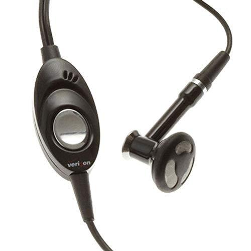 Headset Mono 2.5mm Handsfree Earphone Compatible with Samsung Rant M540, R451C R211, MyShot 2 R460, Knack U310, Intensity U450 2 U460, Hue 2 R600, Haven U320, Gusto U360 2, Glint ()