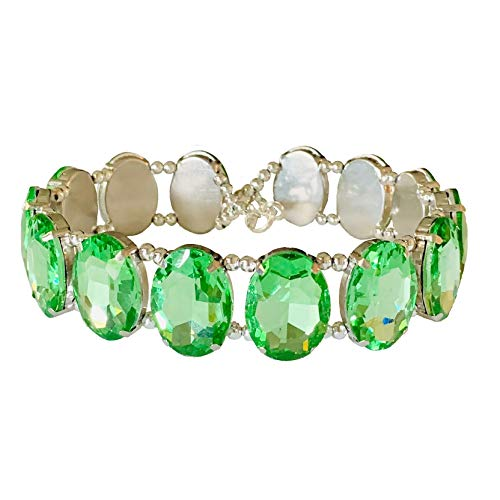 (My Other Best Friend The Peridot Pele Pet Collar Necklace)