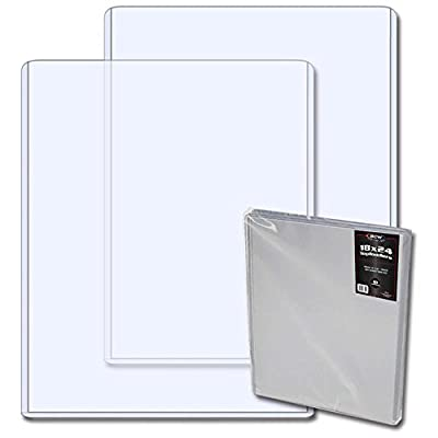 BCW 18 x 24 - Poster Topload Holder - 10 Holders per Pack (Quantity of 10): Sports & Outdoors