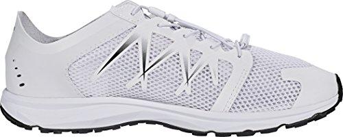 de White Chaussures T92ya9lg5 Blanc Cassé Course Face de Homme North Trail vOq6txwq