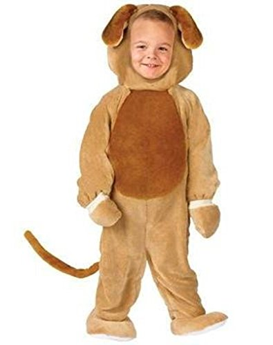 Playful Puppy Toddler Halloween Costume Size: Small - 6-12 months (Puppy Costume Toddler)