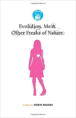 Book Evolution, Me and Other Freaks of Nature
