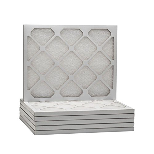 "ComfortUp WD50S.011628 - 16"" x 28"" x 1 MERV 6 Fiberglass Air Filter - 6 pack"