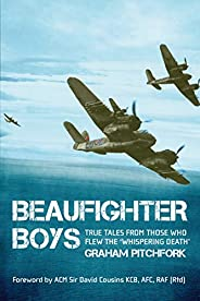 Beaufighter Boys: True tales from those who flew Bristol's Mighty