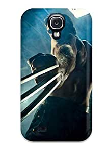 Durable Wolverine Back Case/cover For Galaxy S4 by lolosakes