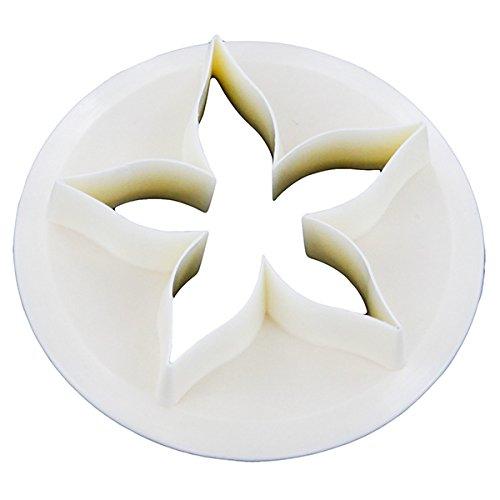 FMM Sugarcraft - Rose Calyx Cutter - 55mm