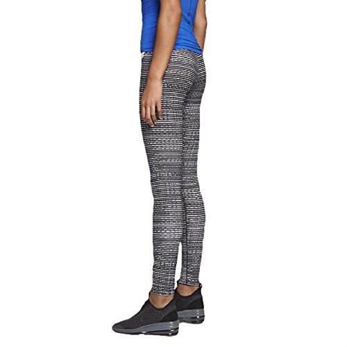 Nike Women's Leg-A-See Allover Print Striped Leggings Size: XS (629208-010)