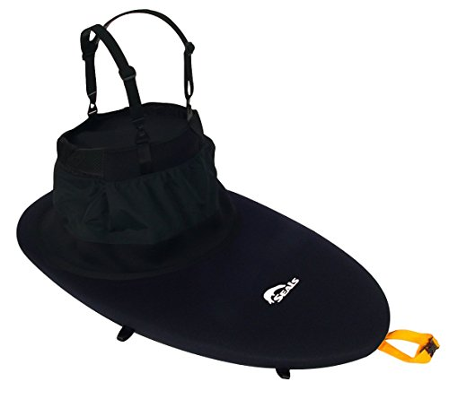 SEALS Sea Sprite Sprayskirt, 2. Black One Size by SEALS