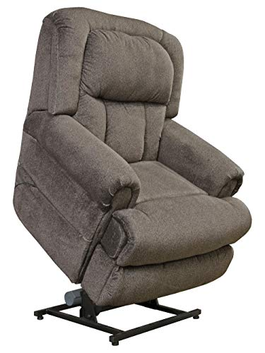 4847 (Ash) Catnapper Burns Power Lift Recliner Chair.-Rated for 400 lbs. 76