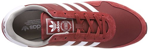 Rouge Red White Homme Mystery Basses Clear Baskets Footwear adidas Haven Granite qwfpCI