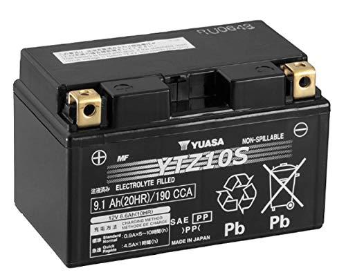 Yuasa-batterij YTZ10-S – X5 SLA AGM