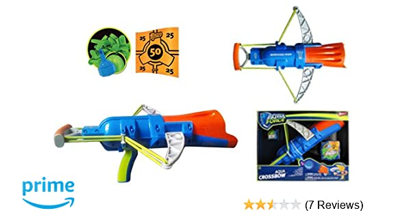 Amazoncom Wham O Crossbow Water Balloon Launcher Toys Games