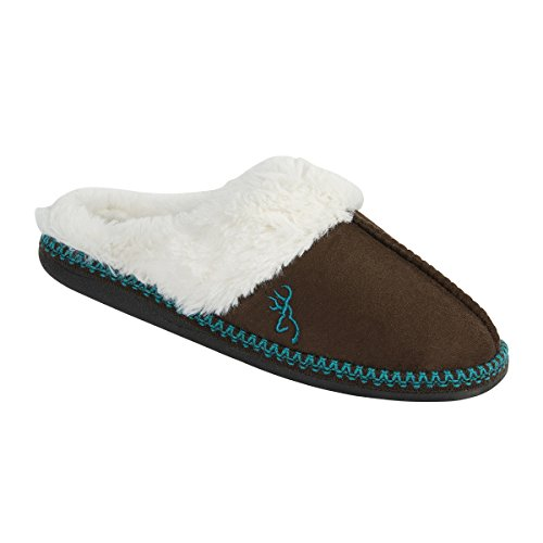 Potting Women's Browning Soil and Slipper 6 Jenny Sizes wrrxdqAY0