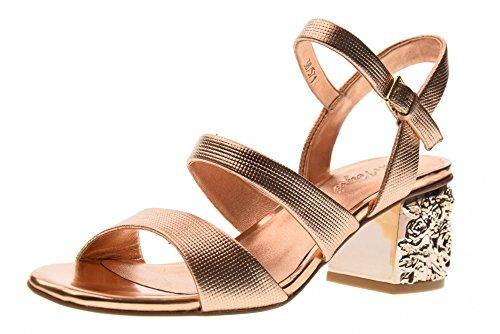 Cris Preziose Scarpe Donna Sandali H5201p Oro / Rosa Oro / Rosa