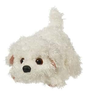 Fur Real Friends Snuggimals 10 - Perro de peluche caniche (Hasbro)
