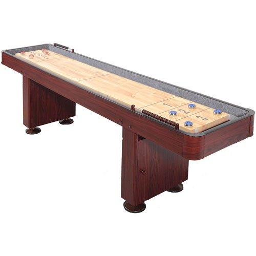Carmelli Dark Cherry 9 Foot Shuffleboard Table by Carmelli