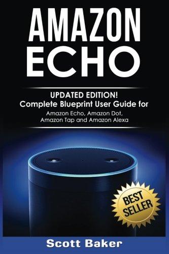 Amazon Echo Updated Complete Blueprint product image