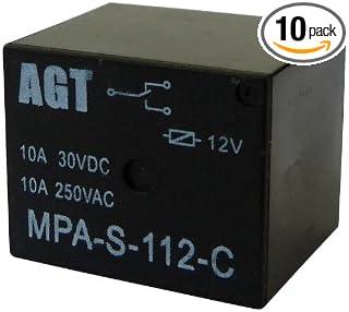 Relais 12vdc 5a//250vac g5nb-1a-e 12vdc électronique Voie électromagnétique SPST-NO uspule