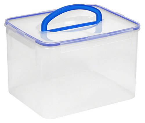 - Snapware Airtight 29-Cup Rectangular Food Storage Container