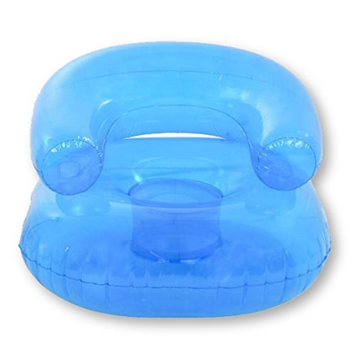 Groovy Amazon Com Bubble Style 36 Inflatable Kids Blow Up Air Theyellowbook Wood Chair Design Ideas Theyellowbookinfo