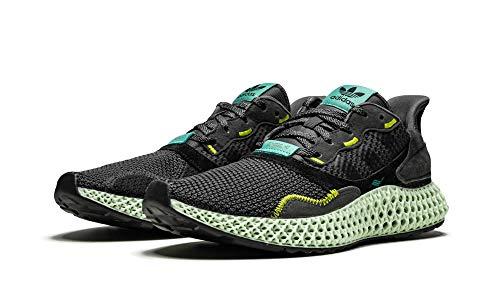 adidas Zx 4000 4D (Carbon/Carbon/Carbon, 11)