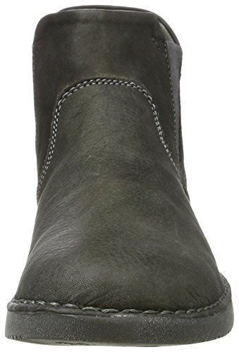 militar 001 Softinos Grey Chelsea Washed Tep413sof Boots Women''s 77qRY8Z